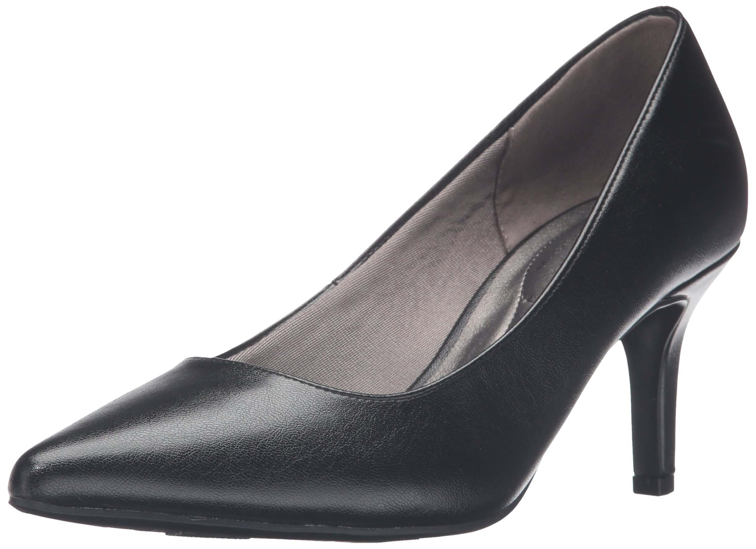 LifeStride Women's Sevyn Dress Pump, Black 4,8 W