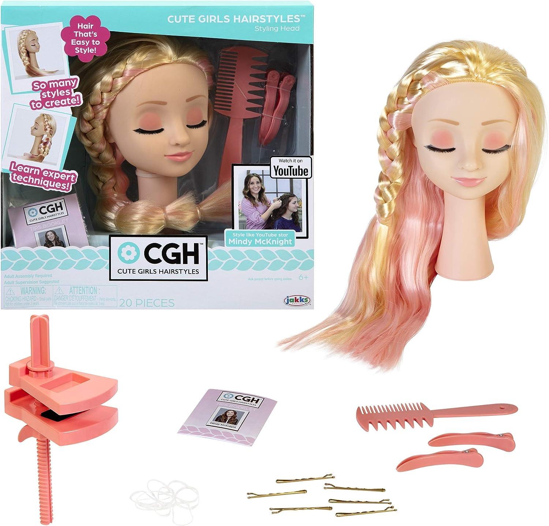 Lil Miss \u201cGreen Hair\u201d