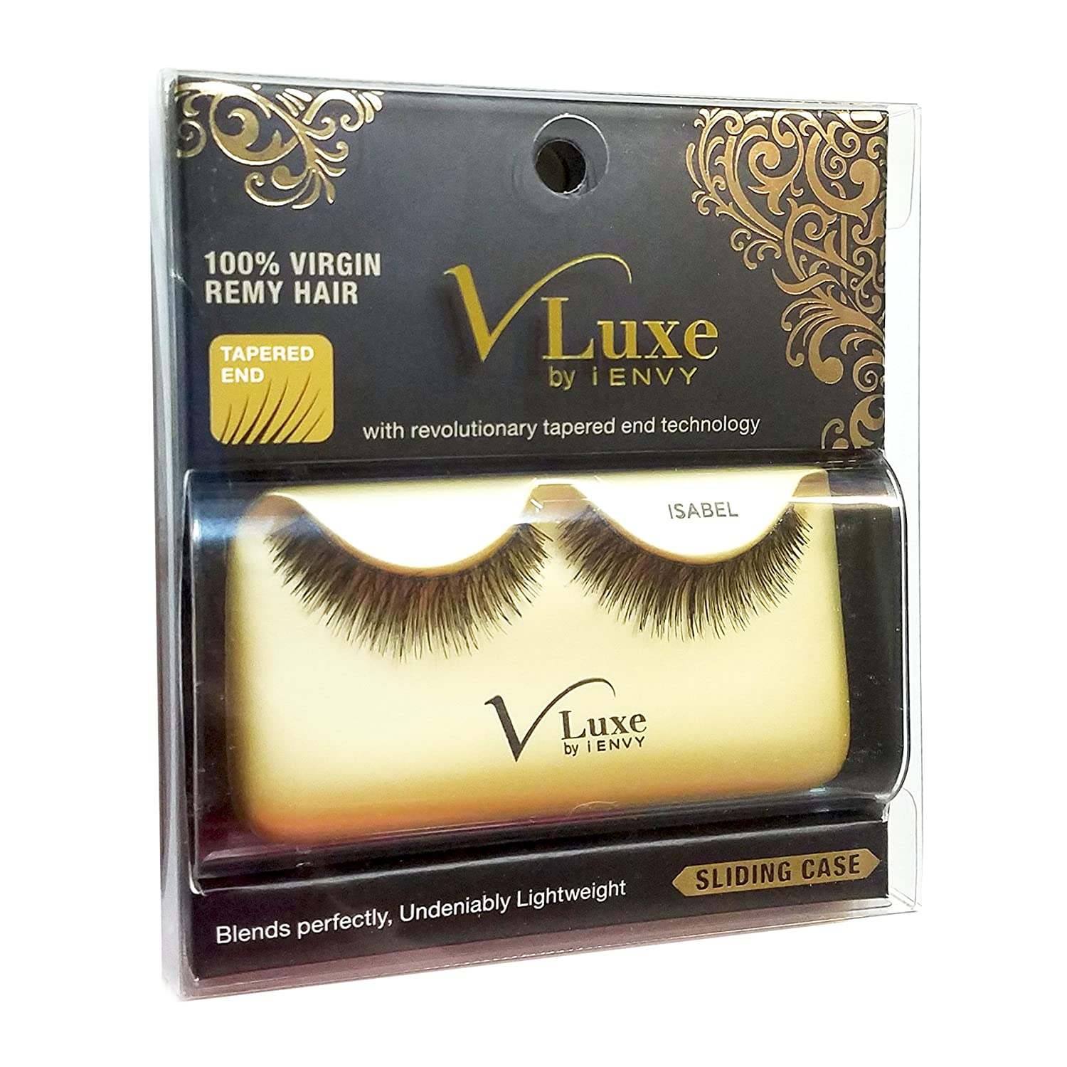 Amazon V Luxe 100 Virgin Remy Hair Eyelashes Isabel 2 Pack