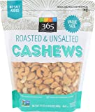 365 Everyday Value, Cashews, Roasted & Unsalted, 24 oz