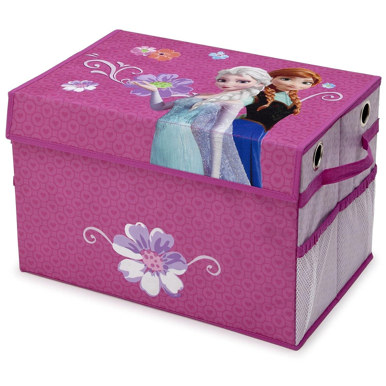 Aufbewahrungskiste Fairies Spielzeugbox Stoffbox mit gro/ßen Stauraum Spielzeugkiste