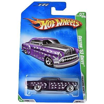 Hot Wheels Super Treasure Hunt Custom '53 Chevy: Toys & Games