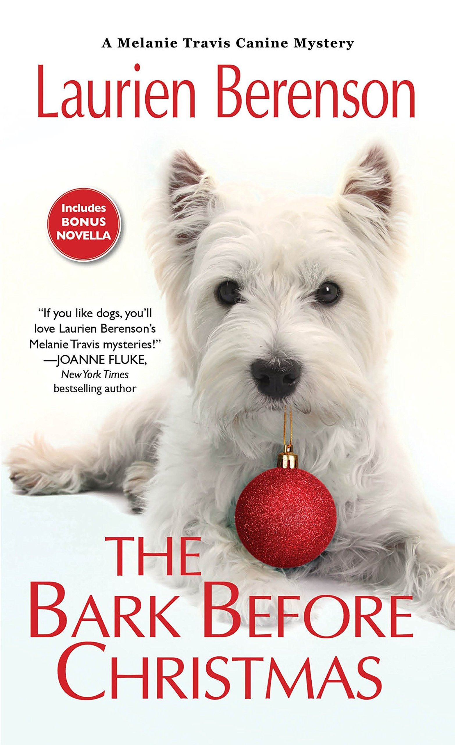 the bark before christmas book cover