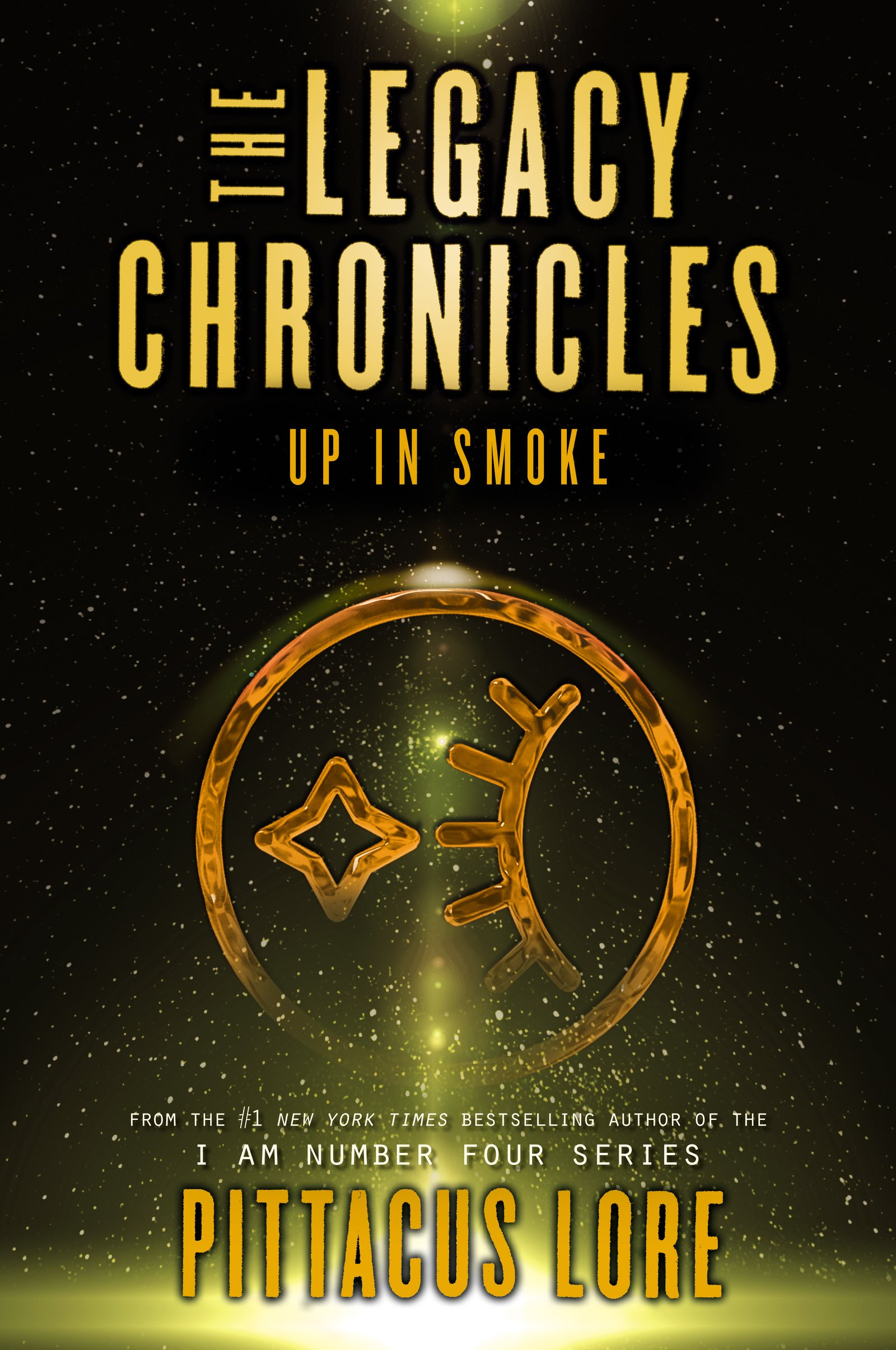 The Legacy Chronicles: Up in Smoke (English Edition)