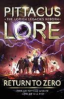 Return To Zero: Lorien Legacies