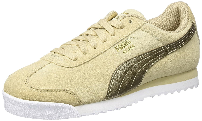 Puma Roma Classic Met Safari, Zapatillas para Mujer 38.5 EU|Beige (Safari-safari)