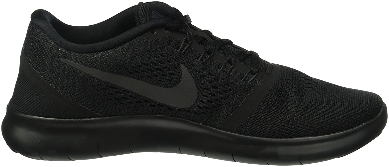 NIKE Men's Free RN Running Shoe B01G9FNOMA 8.5 D(M) US|Black/Black/Anthracite