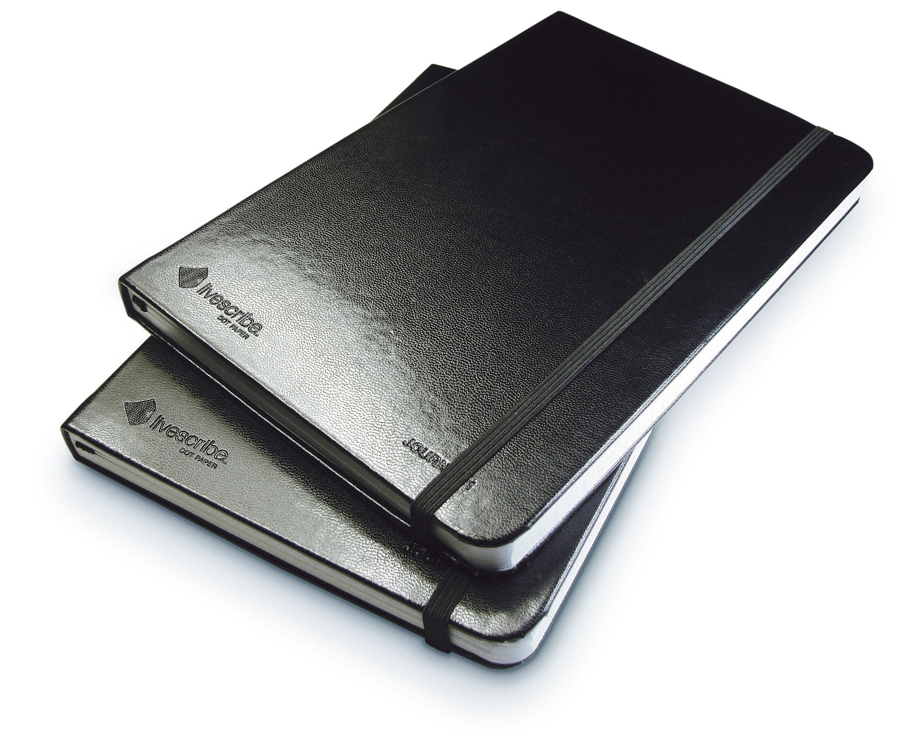 Livescribe 5.5 x 8.25 Lined Journal #1-2 (2-pack) by Livescribe