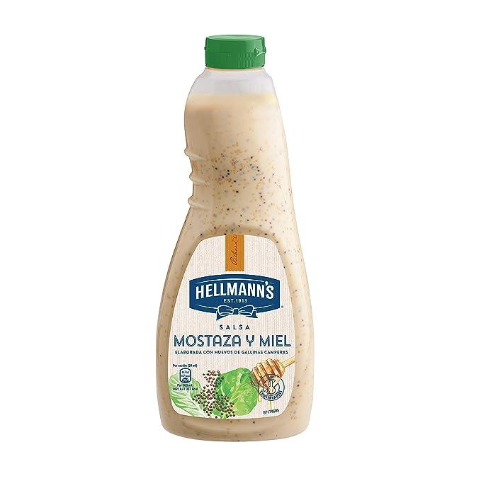 Hellmanns - Salsa mostaza y miel ...