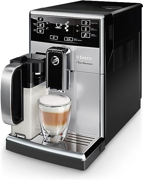 Saeco SM3061/10 - Cafetera (Independiente, Máquina espresso, 1,8 L ...