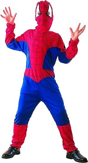 Disfraz hombre araña niño - 4 - 6 años: Amazon.es: Juguetes y juegos