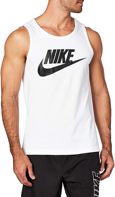 Nike Sportswear Mens Futura Icon Tank Sleeveless Top Ar4991 ...