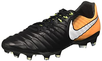 low priced a8c1d bdb5e Nike - Tiempo Legacy 3 FG - 897748008 - Color: Black-Yellow - Size: 11.5