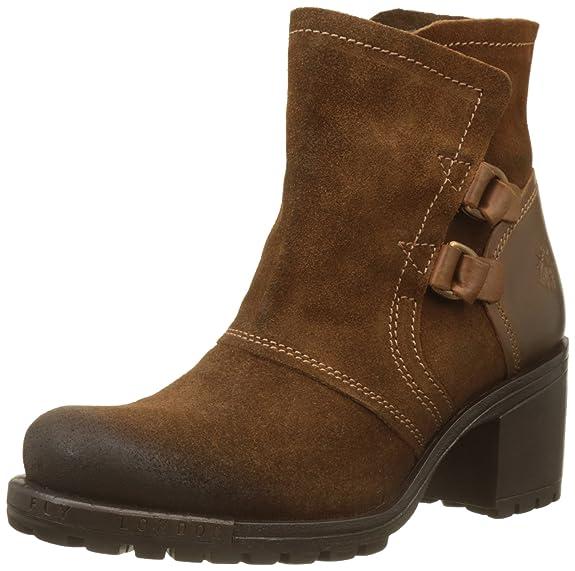 Para Botas Mujer Y Zapatos Amazon Fly Lory048fly es London SxqwaStU6