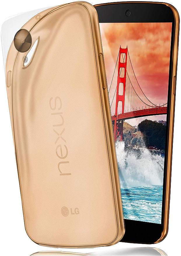Funda Protectora OneFlow para Funda LG Google Nexus 5 Carcasa Silicona TPU 0,7 mm | Accesorios Cubierta protección móvil | Funda móvil paragolpes ...