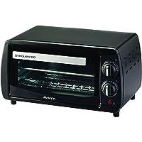 Ariete 980–Mini Four 800W, capacité de 10l, minuterie et température, couleur noir