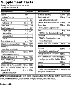 Amazon.com: Designs for Health - WheyMeal Strawberry (Formerly PaleoMeal) - Grass Fed Whey Protein Powder, 540 Grams: Health & Personal Care