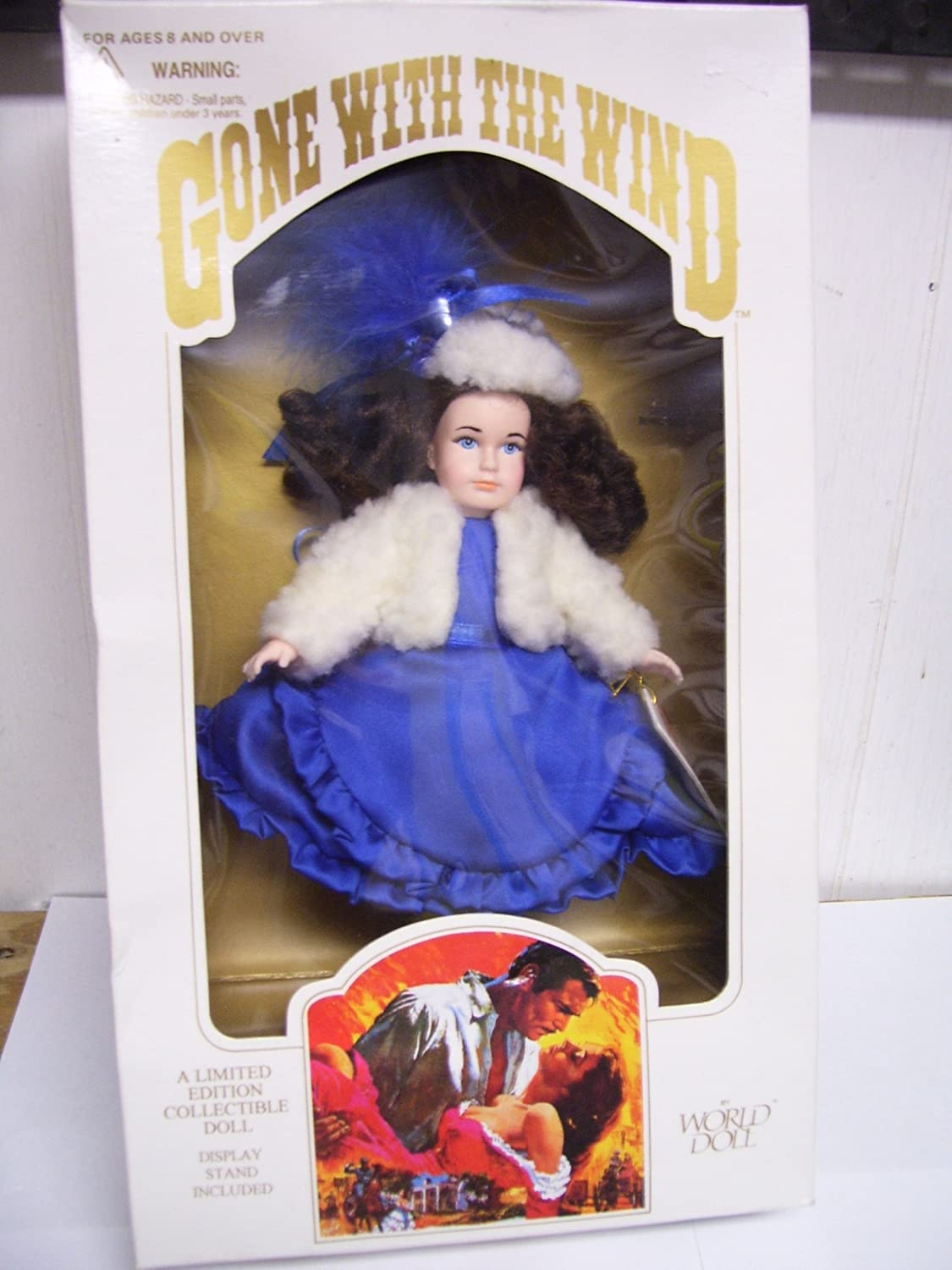 Gone With The Wind Bonnie Blue Limited Edition Collectors Doll Mattel SG/_B003HA9YA2/_US