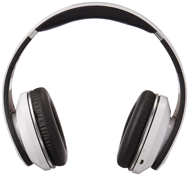 Memorex Bluetooth auriculares - Color blanco (mhbt0545 W): Amazon.es: Electrónica