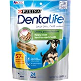 Purina DentaLife Daily Oral Care Mini Dog Treats - 24 ct. Pouch