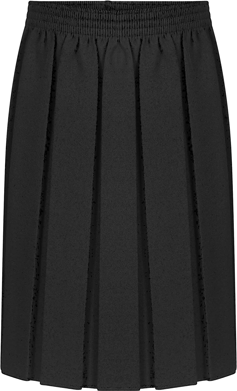 adam /& eesa Girls School Box Pleated Skirt School Uniform Skirts Age 2-16