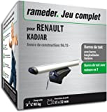 barres de toit railing pour renault kadjar. Black Bedroom Furniture Sets. Home Design Ideas
