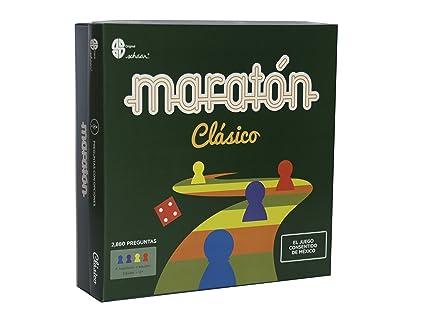 Maraton Clasico Amazon Com Mx Juegos Y Juguetes