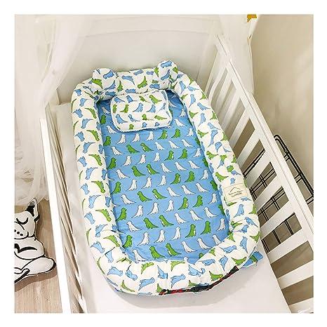 Babynest - Nido para bebé portátil con cojín de lactancia ...