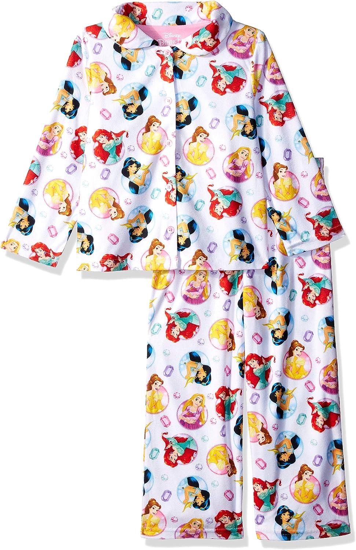 2-Pack of 2-Piece Long Sleeve Pajama Sets Disney Girls Fancy Nancy Pajamas