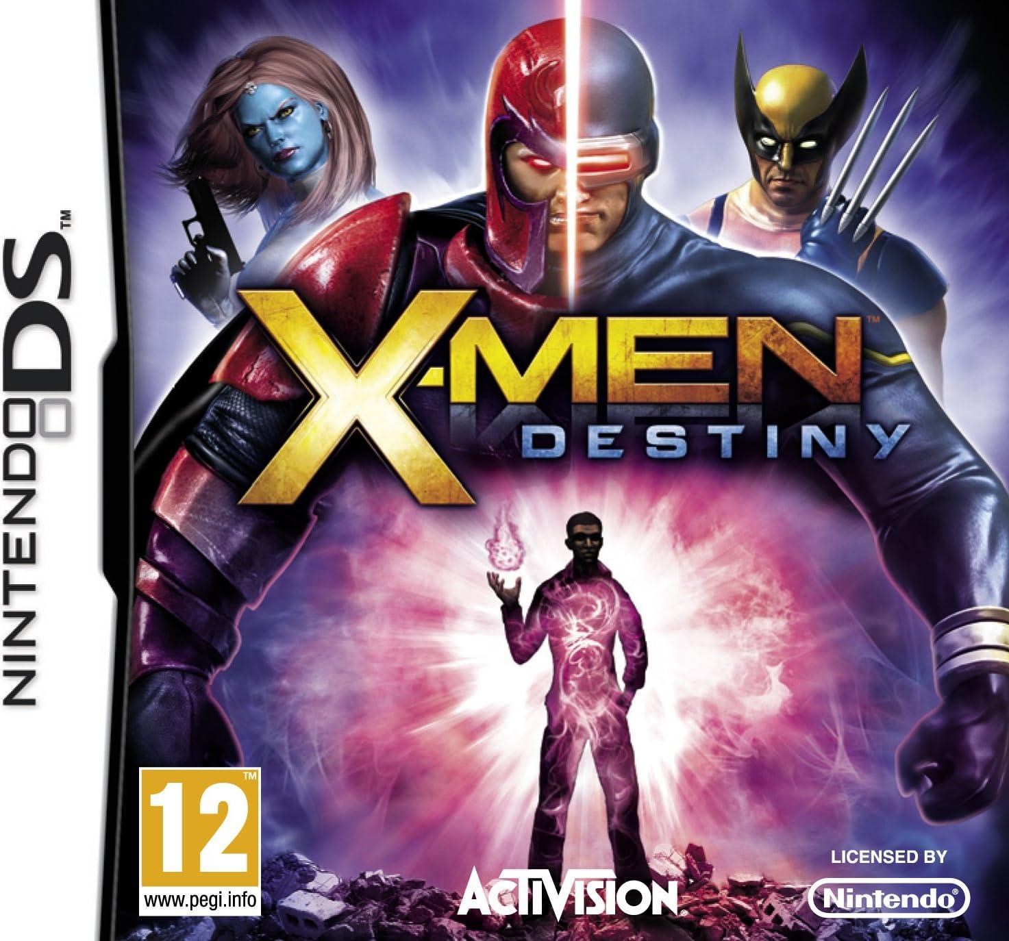 X-Men Destiny (Nintendo DS) [Importación inglesa]: Amazon.es: Videojuegos