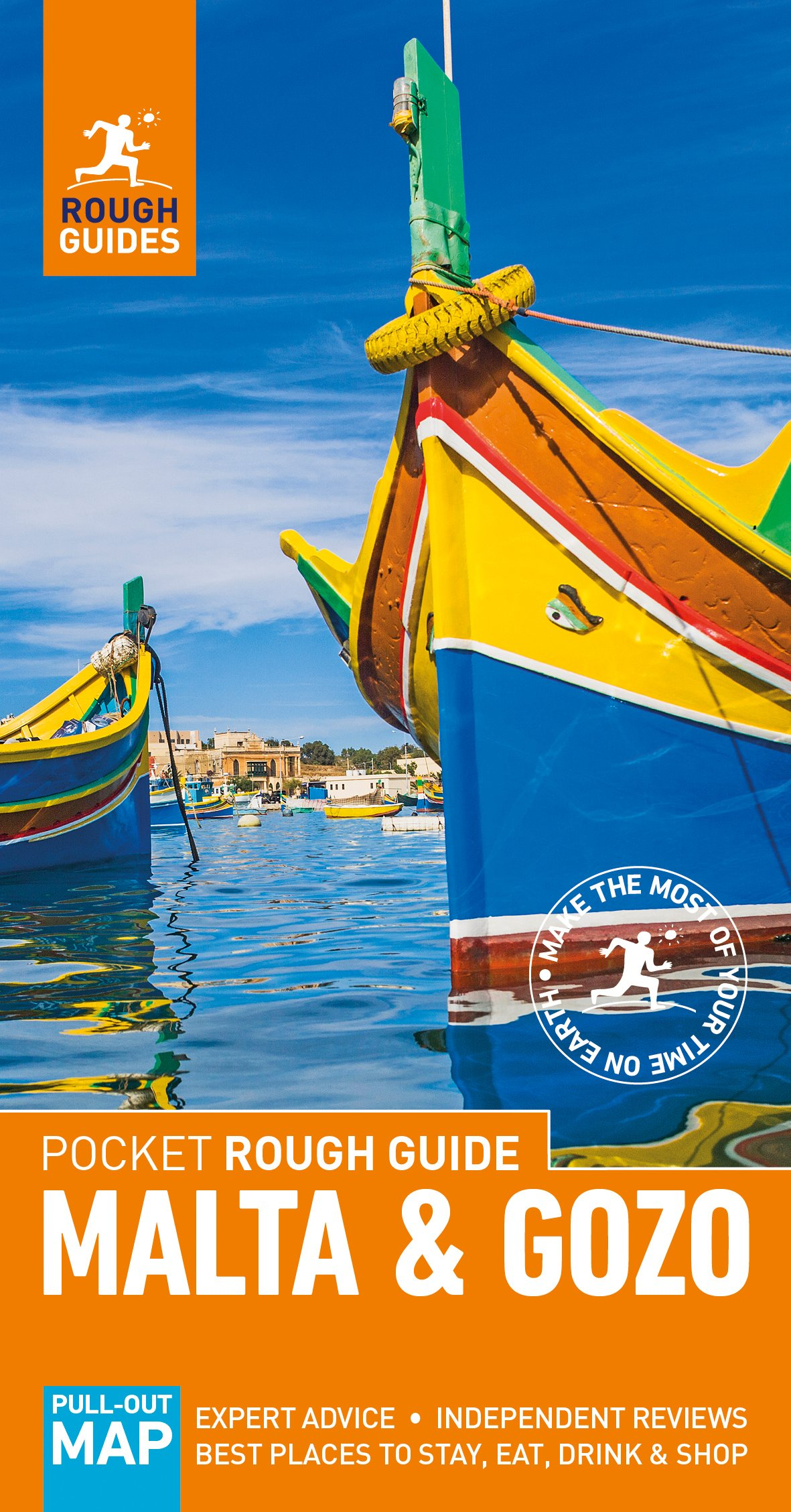 Pocket Rough Guide Malta & Gozo (Rough Guide Pocket Guides)