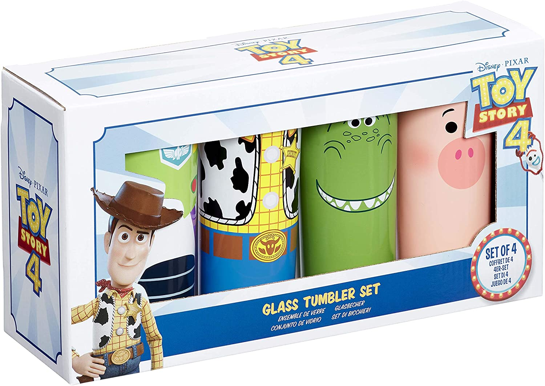 Aucun Signe de Vie Intelligente Half Moon Bay Disney Toy Story Froid changeant de Verre-Buzz Lightyear