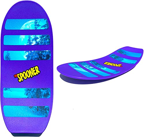 Spooner Boards Pro - Purple