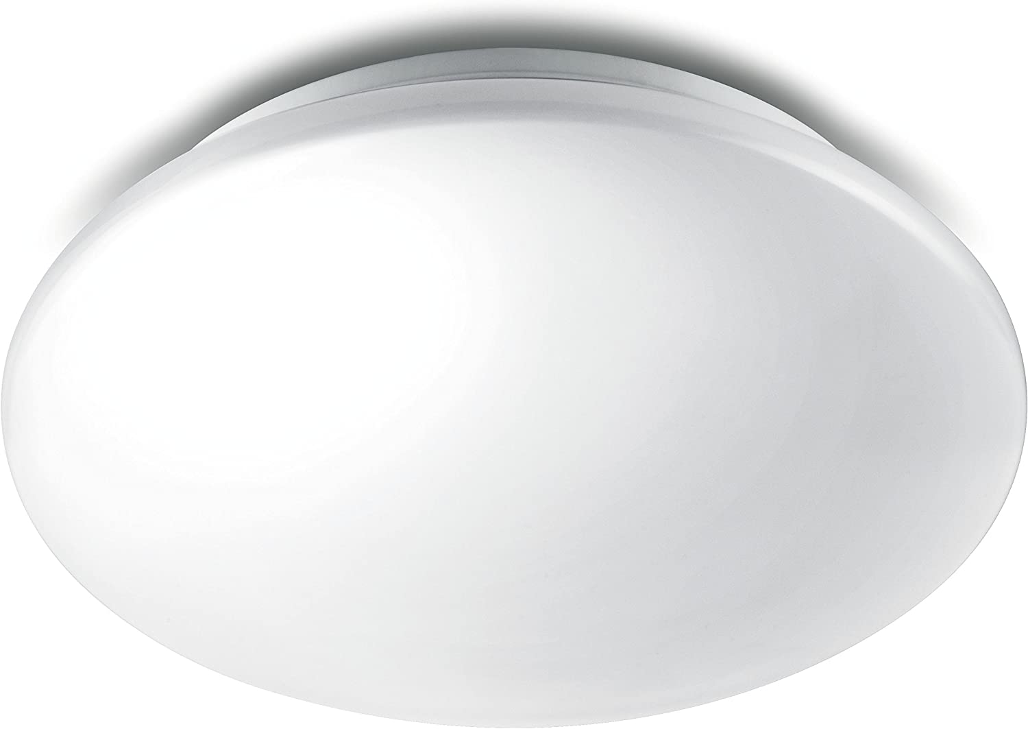 Philips Lighting myLiving Plafón iluminación interior, Blanco Cálido, 850 Lumen