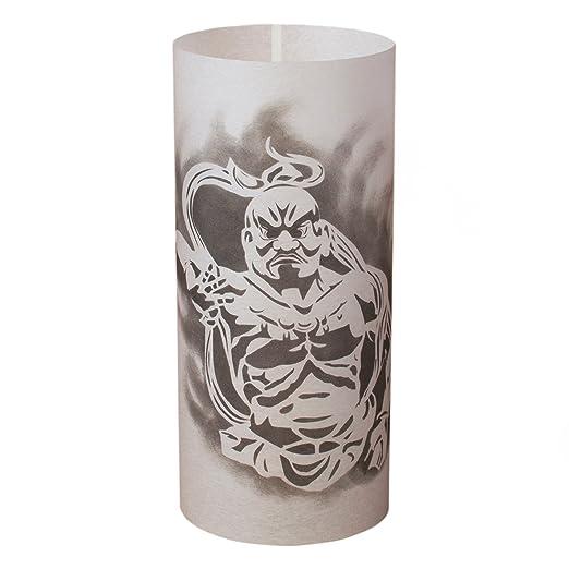 Amazon.com: KONGORIKISHI – Lámpara japonesa hecha a mano ...