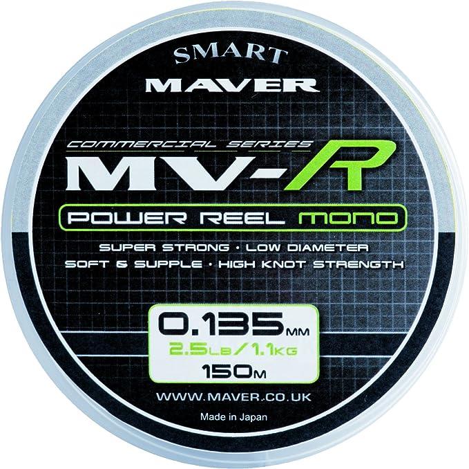 Maver MV-R CARP FEEDER  MONO Fishing line 150m spools