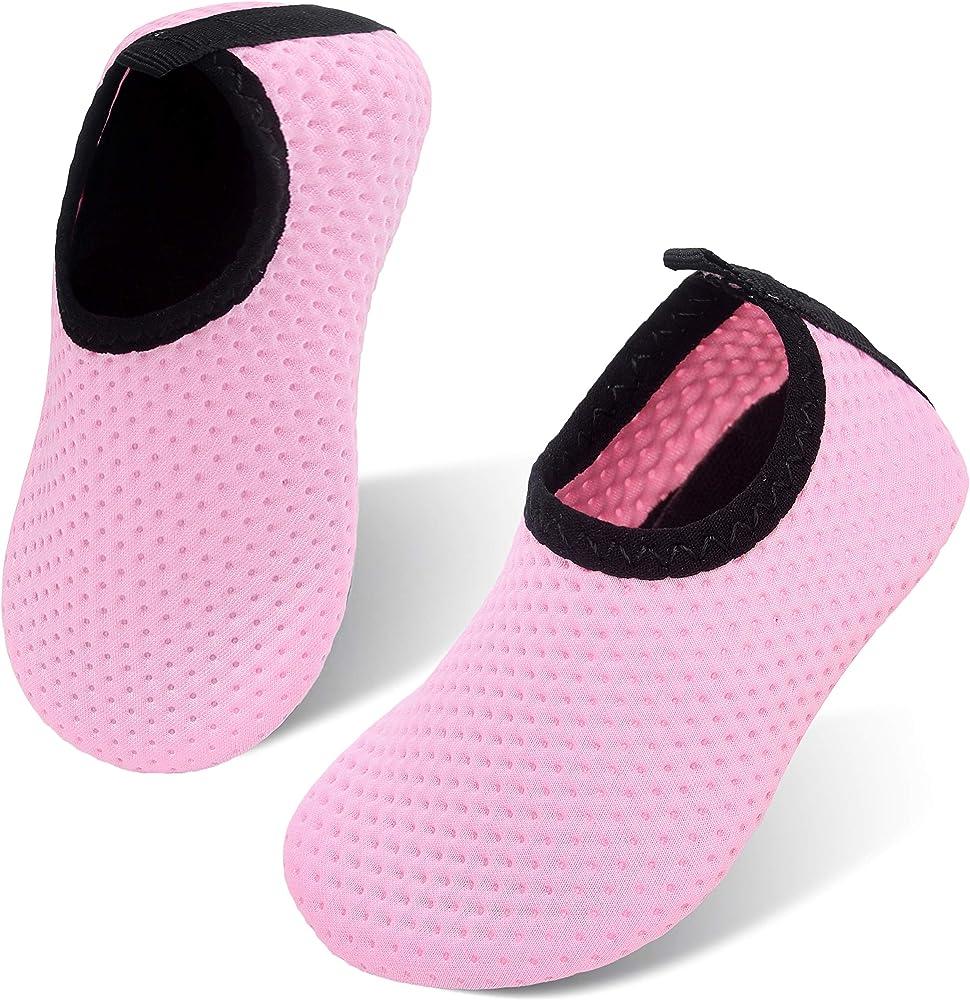 Infant Swim Shoes Baby Girls Anti Slip