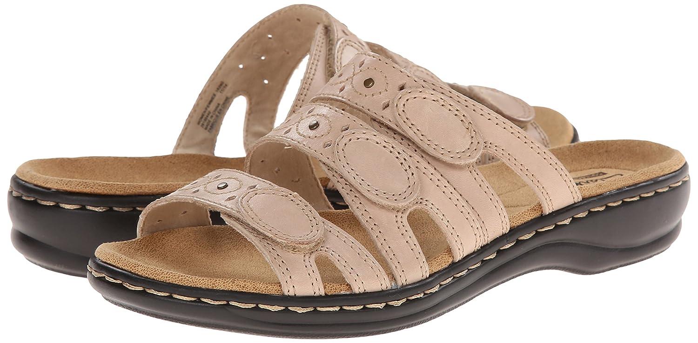 1f16547d9ac CLARKS Dámský Leisa Cacti 18802 Slide B005BJX5DO Slide Sandal Nude ...