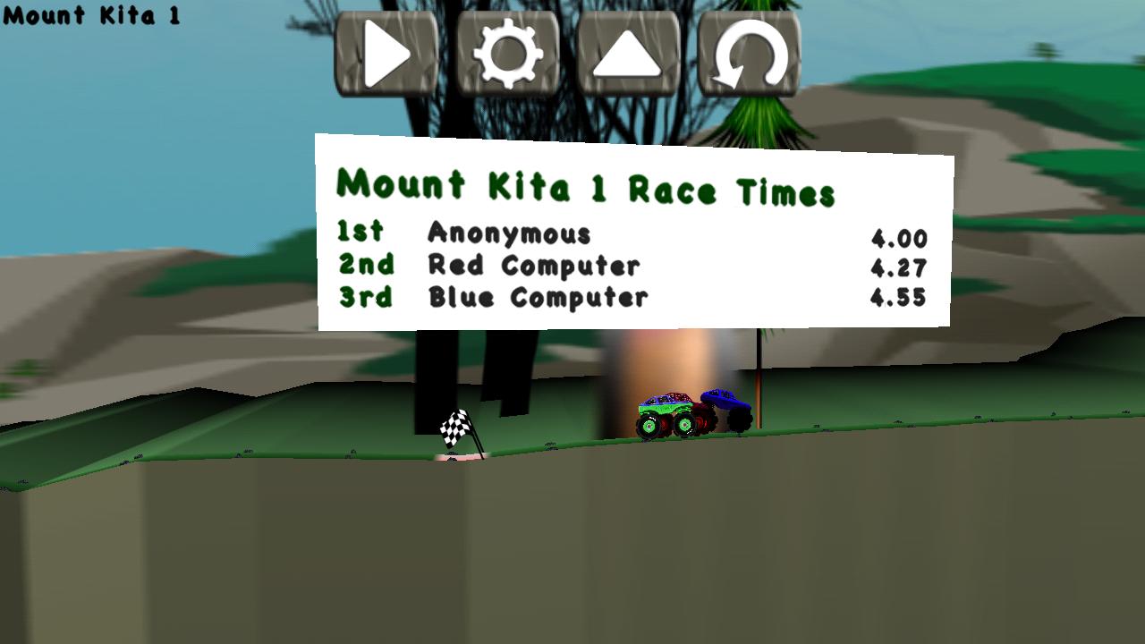 Remote Control Car Racing