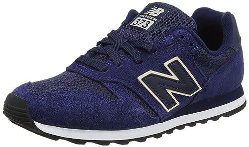 new balance 373 azul mujer