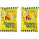 Ravalgaon Mango Mood Pillow Pack Wrapper Candy, 500 Grams (Pack Of 2)