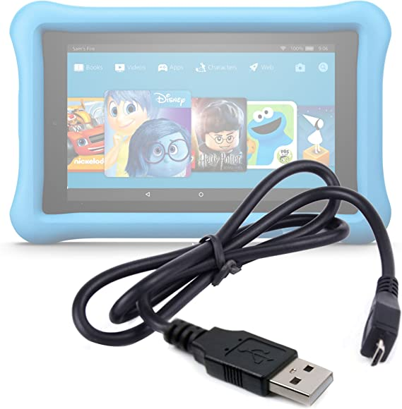 for Amazon Kindle Fire HD 10 2015 Tablet Micro USB OTG Host Cable Adapter