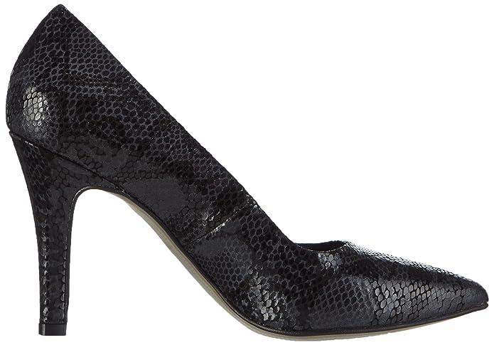 À Femmes Avant Talons 22432 Du Tamaris Couvert Pieds Chaussures 7wCpSq