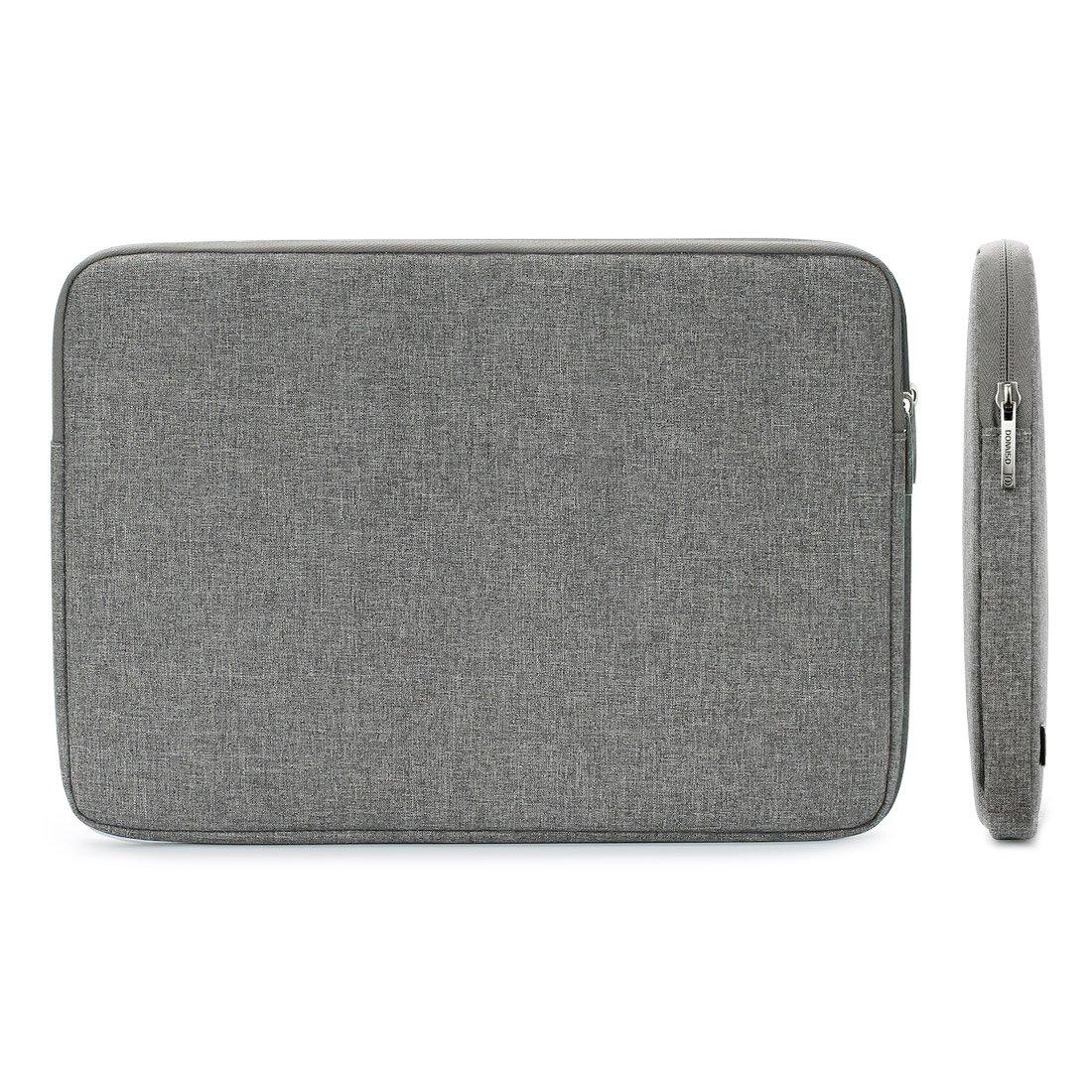 13 MacBook Air 12.5 Computers Dark Grey DOMISO 12.5 Inch Water-Resistant Laptop Sleeve Notebook Carrying Case Bag for 13 MacBook Pro Retina Display 12.9 iPad Pro