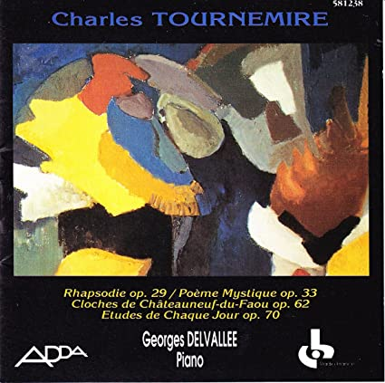 Charles TOURNEMIRE - Page 4 81-tOxd%2Bn-L._SX425_