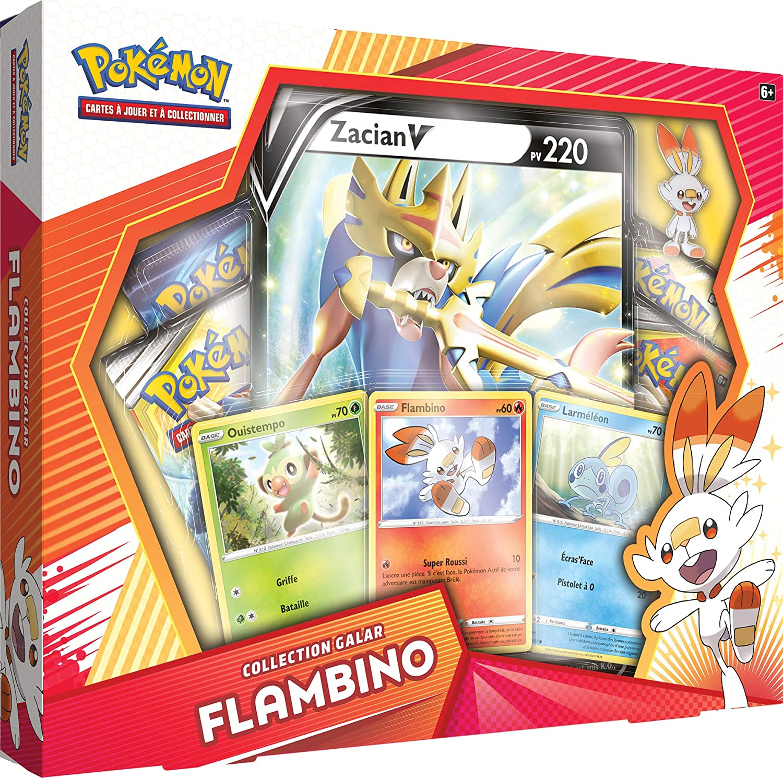 Pokemon POKVID01 - Estuche de la colección Galar (modelo aleatorio ...