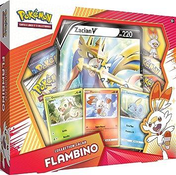 Pokemon POKVID01 - Estuche de la colección Galar (modelo aleatorio): Amazon.es: Juguetes y juegos