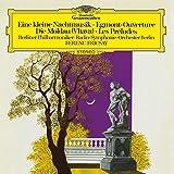 Mozart: Serenade 'Eine kleine Nachtmusik'; Beethoven: Music To Goethe [LP]