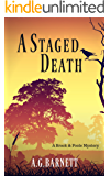 A Staged Death (A Brock & Poole Mystery Book 2)