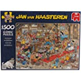 Jumbo Jan van Haasteren 'The Dog Show' 1500pc Jigsaw Puzzle
